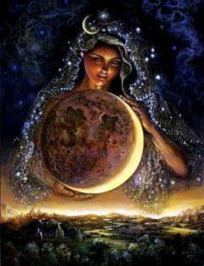 legamento planetario di venere